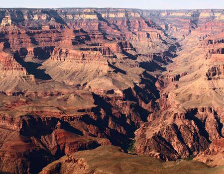 Grand Canyon USA panorama