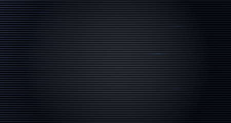 Illustration pour Black background. Abstract black vector background with stripes - image libre de droit