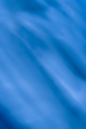 Photo pour Holiday branding, beauty glamour and cyber backgrounds concept - Blue abstract art background, silk texture and wave lines in motion for classic luxury design - image libre de droit
