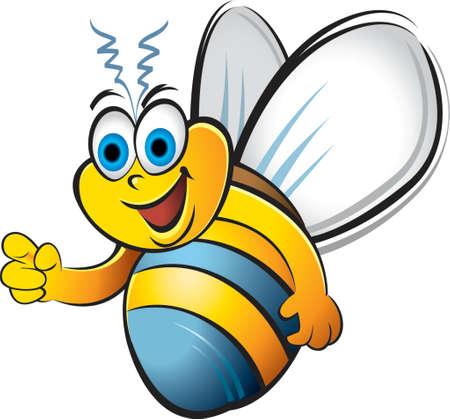 Humorous bee