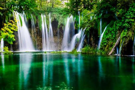 plitwice lake national park croatia