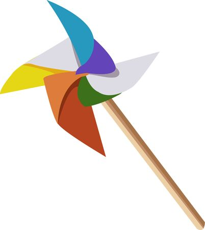 Colorful Pinwheel to decorate your home . Pick those design by Ann The Gran