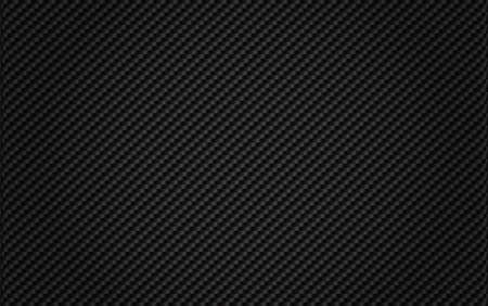 black background from woven Carbon Fiber
