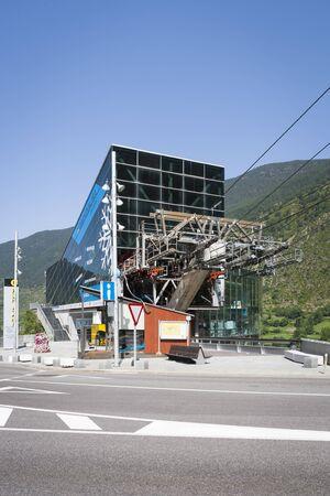 Encamp access to Grandvalira ski resort in Andorra