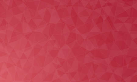 polygon red background and texture. abstract design, background template design