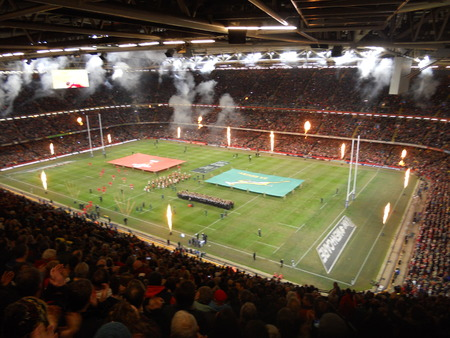 Millennium Stadium, Wales, UK
