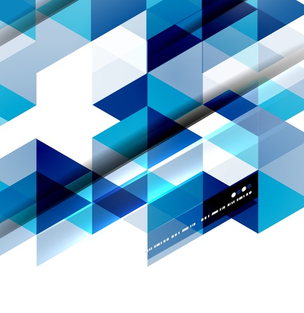 Photo for Abstract straight lines vector background - Royalty Free Image