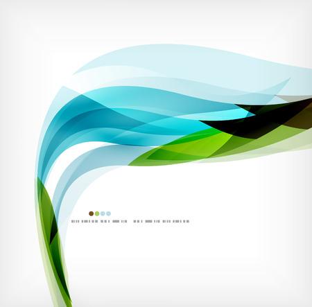 Foto de Business wave corporate background - Imagen libre de derechos