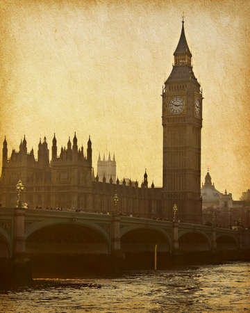 Vintage Big Ben