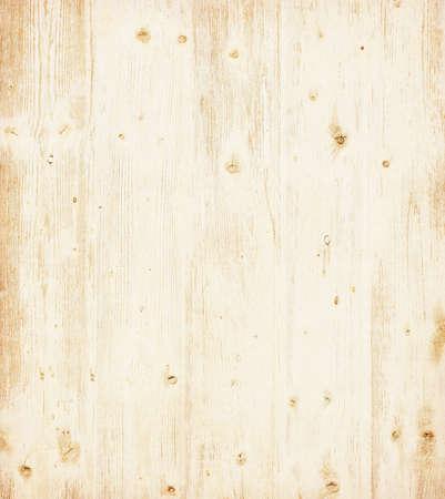 Grunge wooden board painted  light beige.