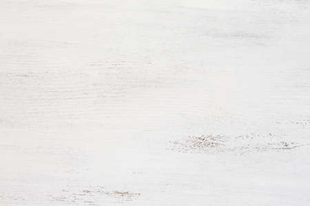 Foto de Old wooden board painted white. - Imagen libre de derechos