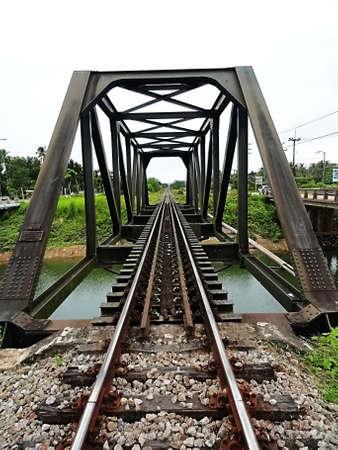 For railway bridges.