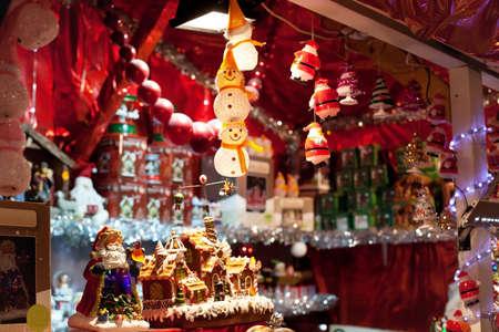Photo for christmas market - Royalty Free Image