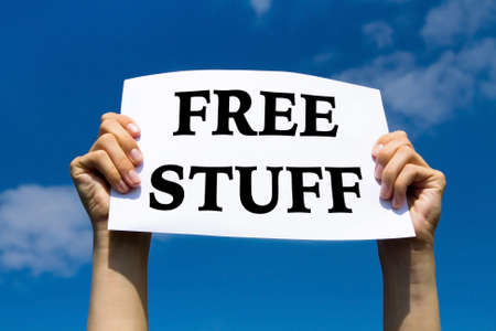 Photo pour free stuff - image libre de droit