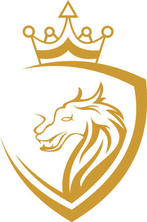 dragon king protection logo
