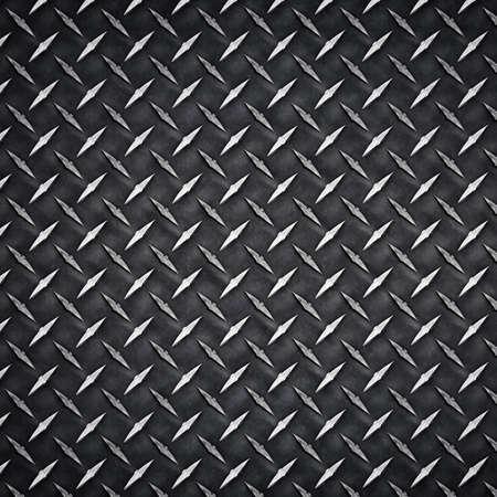 Diamond metal texture