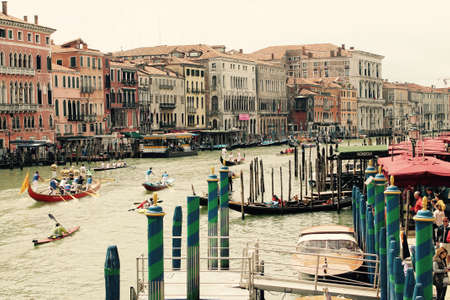 Venice great canal