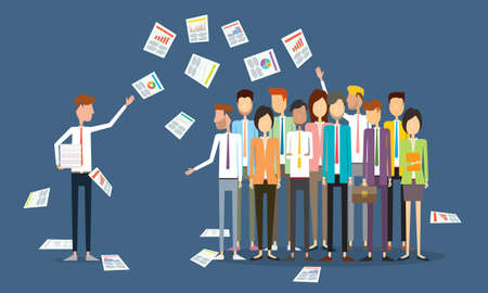 Photo for group people business communication - Royalty Free Image