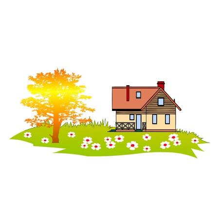 Home and Garden - vector