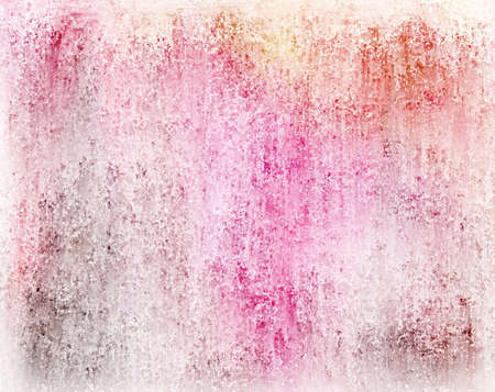 Abstract Colorful Orange and Pink Background
