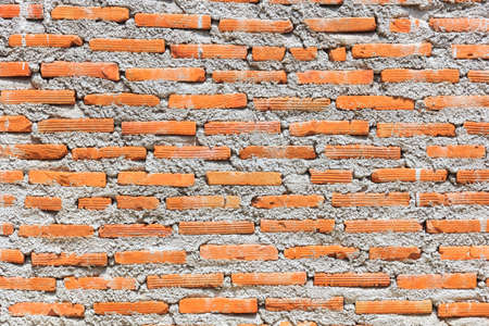 red brick wall  texture in