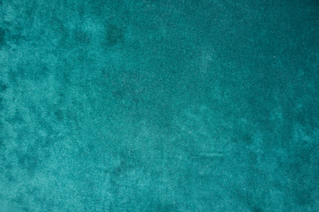 Photo for Top view of dark green velour fabric - Royalty Free Image