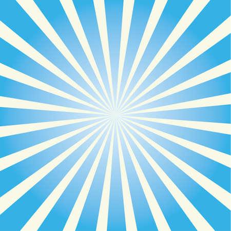 Photo pour Colorful Sunburst Icon. Colored Sun Rays Symbol, Label and Concept. Cartoon Vector illustration and Art. - image libre de droit