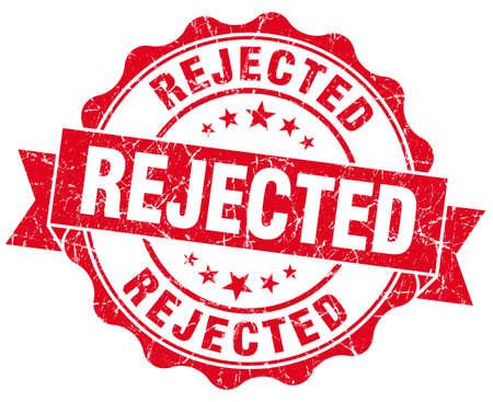 Rejected Grunge Stamp