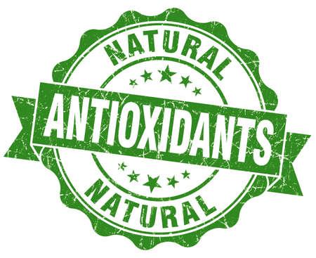 Foto für antioxidants green vintage isolated seal - Lizenzfreies Bild