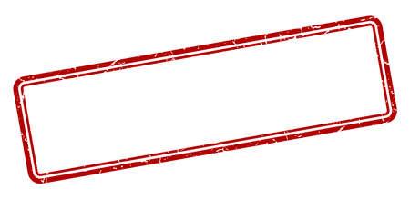 Illustration pour blank stamp. blank square grunge sign. blank - image libre de droit