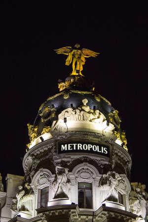 Metropolis Building, Spain