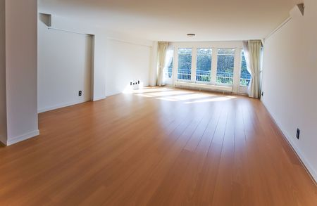 interior of empty living space