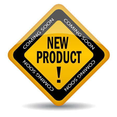 new product coming soon icon