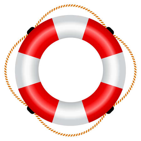 Life raft icon