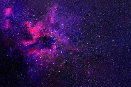 Foto für Blue space nebula.Background texture. - Lizenzfreies Bild