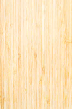 Photo for Bamboo natural wood texture pattern background in light yellow cream beige brown color - Royalty Free Image