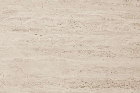 Photo for Marble limestone texture background in beige brown cream sepia color - Royalty Free Image