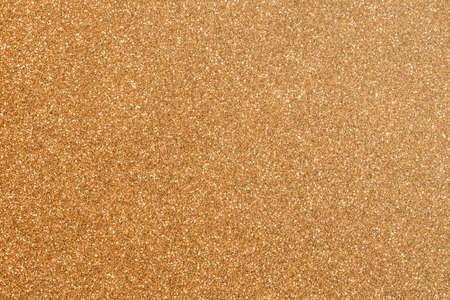 Photo pour Copper foil shiny wrapping paper texture background for wall paper decoration element - image libre de droit