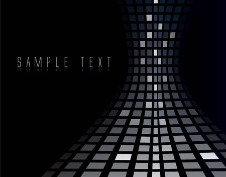 Abstract futuristic background in editable   format
