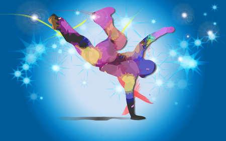 Dancer Hip Hop