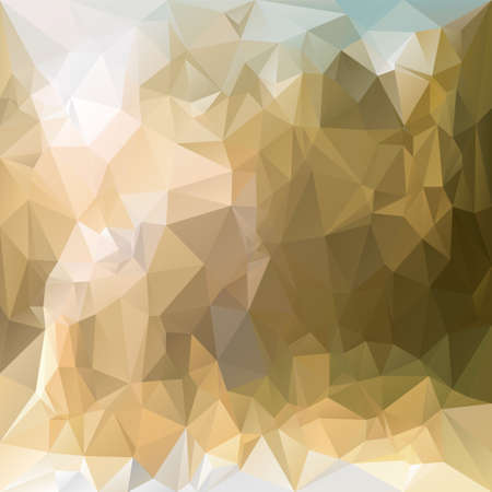 vector polygonal background with irregular tessellations pattern - triangular design