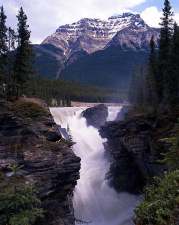 Athabasca Falls, Alberta, Ca