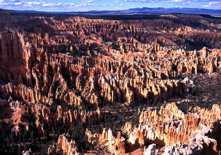 View from Bryce Point, Bryce Canyon National Park, Utah, USA