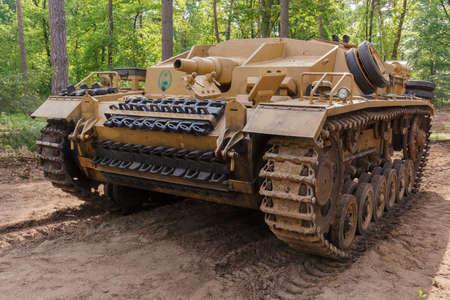 Sturmgeschutz StuG III Ausf. D