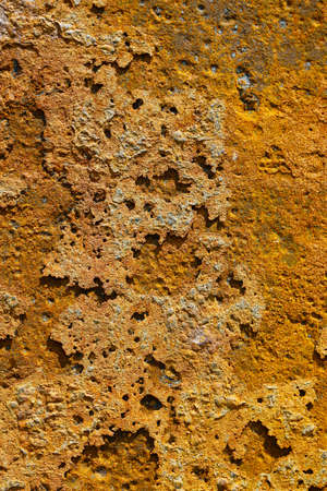Photo pour Detail of rust, corrosion of metal - image libre de droit