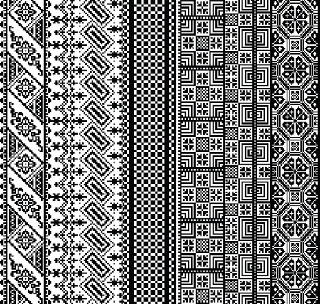 Illustration for Ancient pattern. Vector illustration - Royalty Free Image
