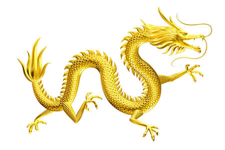 Photo for Brave dragon Will bring wealth to you And victory in battle To success. - Royalty Free Image