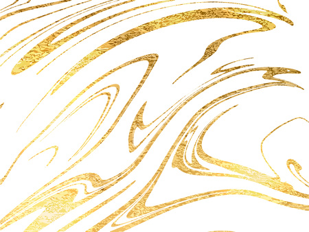Illustration pour Gold Marbling Texture design for poster, brochure, invitation, cover book, catalog. Vector illustration Gold Marbling Texture design for poster, brochure, invitation, cover book, catalog. Vector illustration - image libre de droit