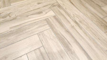 Photo pour Wooden floor tiles - image libre de droit
