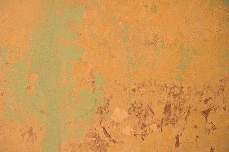 old wall with scratches and wall colors